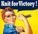 rosie the knitter
